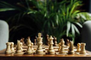 Szachy od podstaw, ustawienie szachów