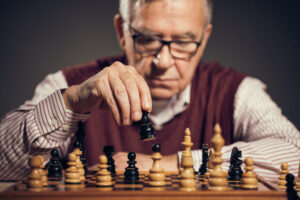 Historia gry w szachy