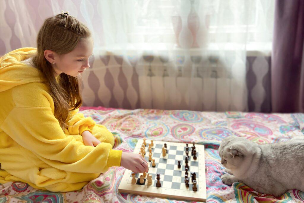 Szkoła szachowa, szkoła szachów