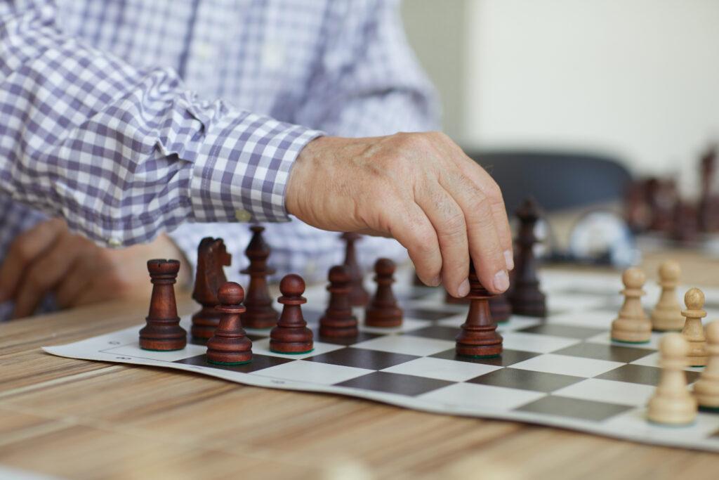 Nauka gry w szachy dla dorosłych