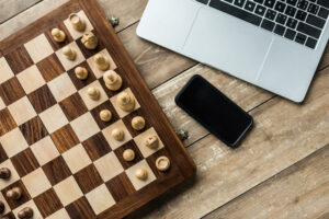 Gra w szachy z komputerem